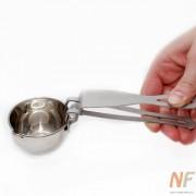 Пинцет-держатель металлический